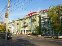 Samara, M. Gorky st, house 117. Apartment house