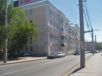 Samara, M. Gorky st, house 127. Apartment house