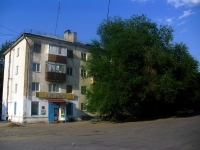 Samara, M. Gorky st, house 44/46. Apartment house with a store on the ground-floor