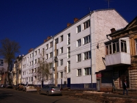 neighbour house: st. M. Gorky, house 77. Apartment house