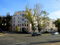 Samara, M. Gorky st, house 107. Apartment house