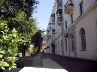 Самара, улица Максима Горького, дом 107А. многоквартирный дом
