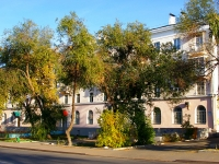 neighbour house: st. M. Gorky, house 107А. Apartment house