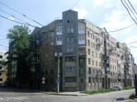 Samara, M. Gorky st, house 37. Apartment house
