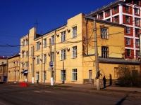 neighbour house: st. M. Gorky, house 65. academy Поволжская государственная социально-гуманитарная академия