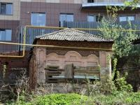 Samara, M. Gorky st, vacant building