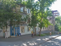 neighbour house: st. Nekrasovskaya, house 19. Apartment house