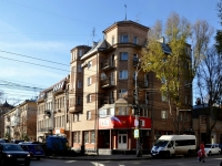 neighbour house: st. Nekrasovskaya, house 41. Apartment house