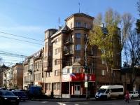 Самара, улица Некрасовская, дом 41. многоквартирный дом