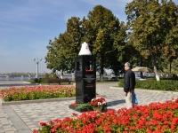 Самара, улица Некрасовская. скульптурная композиция В честь столетия начала первой Мировой войны