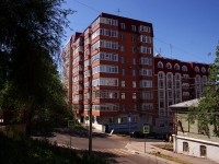 neighbour house: st. Nekrasovskaya, house 15. Apartment house