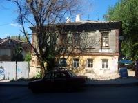 Самара, улица Некрасовская, дом 18. многоквартирный дом