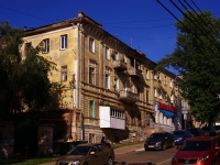Самара, улица Некрасовская, дом 22. многоквартирный дом