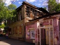 Самара, улица Некрасовская, дом 35. многоквартирный дом