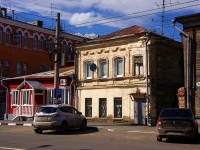 neighbour house: st. Nekrasovskaya, house 40. governing bodies Администрация Самарского района