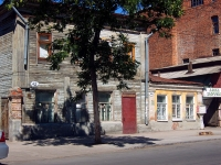 Samara, Nekrasovskaya st, house 42. Apartment house