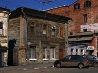 Самара, улица Некрасовская, дом 42. многоквартирный дом