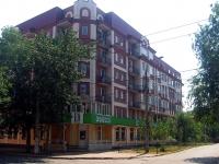 Самара, улица Некрасовская, дом 43. многоквартирный дом
