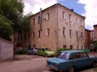 Samara, Nekrasovskaya st, house 46. Apartment house
