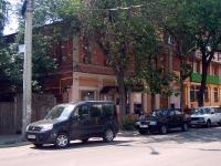 Samara, Nekrasovskaya st, house 47. Apartment house with a store on the ground-floor