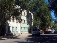 Samara, Nekrasovskaya st, house 48. Apartment house