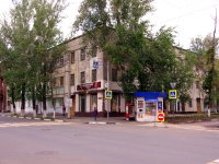 neighbour house: st. Nekrasovskaya, house 48. Apartment house