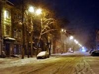 Самара, улица Некрасовская, дом 53. многоквартирный дом