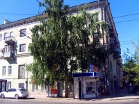 Samara, Nekrasovskaya st, house 58. Apartment house