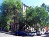 Samara, Nekrasovskaya st, house 17А. Apartment house