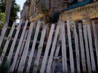 萨马拉市, Nekrasovskaya st, 房屋 61. 未使用建筑