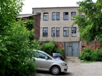 Самара, улица Некрасовская, дом 61. неиспользуемое здание