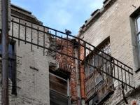 Samara, Nekrasovskaya st, house 61. vacant building