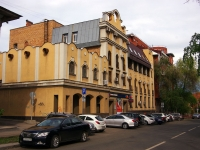 neighbour house: st. Nekrasovskaya, house 78. office building