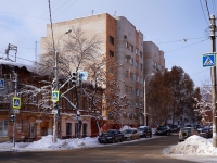 neighbour house: st. Nekrasovskaya, house 79. Apartment house