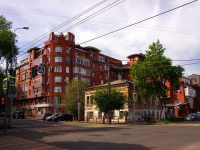 neighbour house: st. Nekrasovskaya, house 82. Apartment house