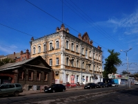 neighbour house: st. Nekrasovskaya, house 63. governing bodies