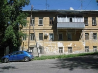 neighbour house: st. Pionerskaya, house 4. Apartment house