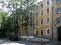Samara, st Pionerskaya, house 5. Apartment house