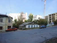 Samara, Pionerskaya st, house 18. Private house