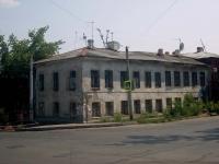 Samara, st Pionerskaya, house 49. Apartment house