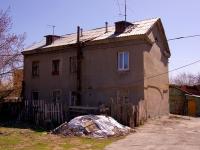 Samara, st Pionerskaya, house 33. Apartment house