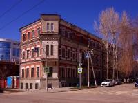 neighbour house: st. Pionerskaya, house 28. hospital