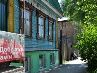 Samara, Pionerskaya st, house 80. Private house