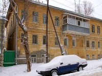 Samara, Pionerskaya st, house 4. Apartment house