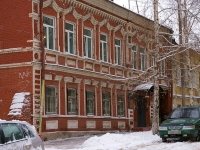 Samara, sample of architecture Дом Пономарева-Каткова, Pionerskaya st, house 6
