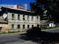 Samara, Pionerskaya st, house 16. Apartment house