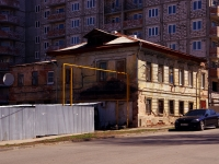 Samara, st Pionerskaya, house 16. Apartment house