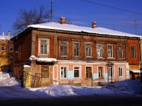 neighbour house: st. Pionerskaya, house 60. Apartment house
