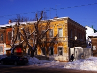 Samara, Pionerskaya st, house 62. Apartment house