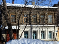 Samara, Pionerskaya st, house 76. Apartment house